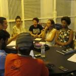 reunião da rede manguinhos tem cultura