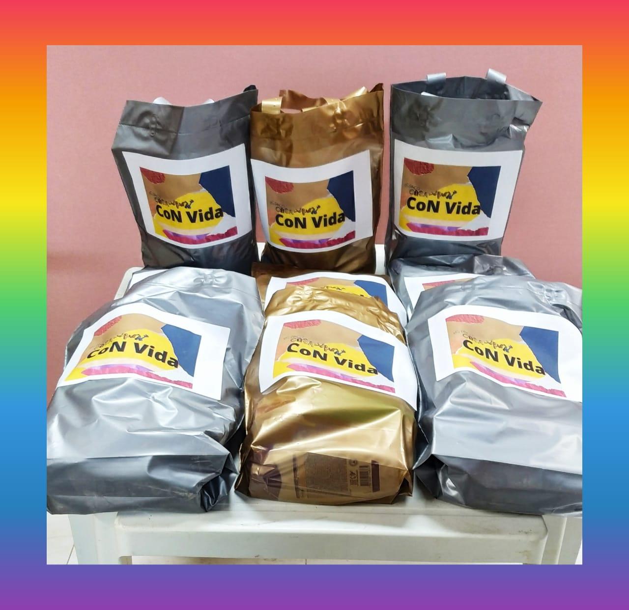 Casa Viva distribui kits de higiene pessoal