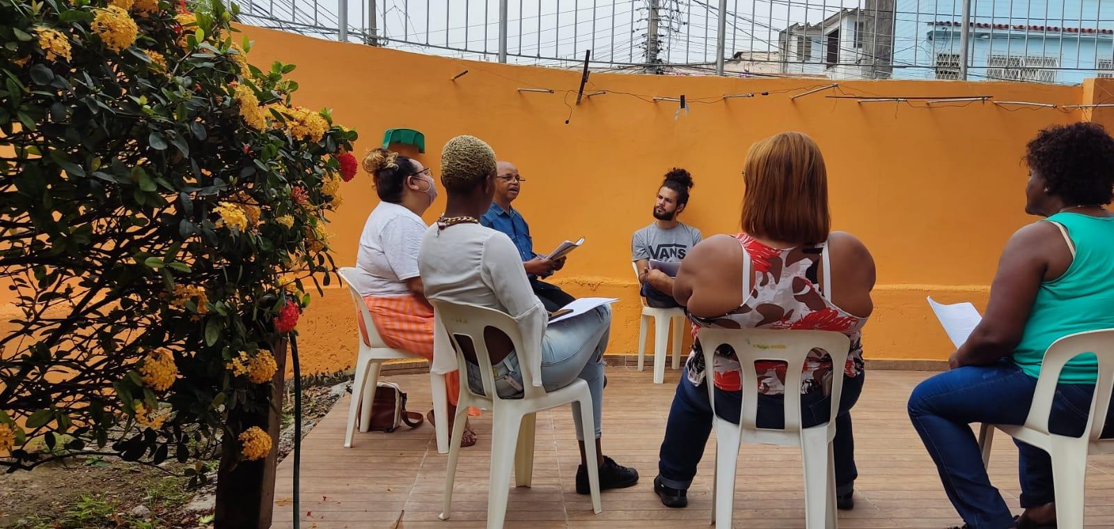 Sessões Literárias de Manguinhos
